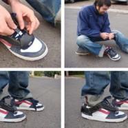 گوشی را با کفشتان شارژ کنید