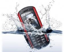 نجات گوشی های خیس شده