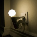 چراغ آدمک کوچک