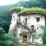 طراحی خانه متفاوت