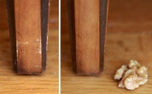 خط و خش وسایل چوبی-ابتکار در خانه