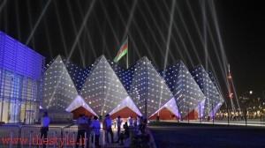 سالن کریستال در باکو