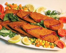 طرز تهیه خوراک زبان سوخاری