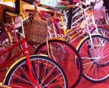 گزارش تصویری از تازه ترین مد دوچرخه