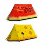 چادرهای طرح هندوانه و پنیر