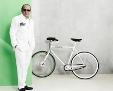 """یک ایرانی سازندهی دوچرخه """"ای-بایک"""""""