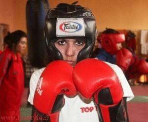 صدف رحیمی، بوکسور ۱۷ سالهی افغان