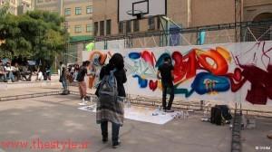 """Duplicator"" پشتیبان مالی فستیوال گرافیتی"