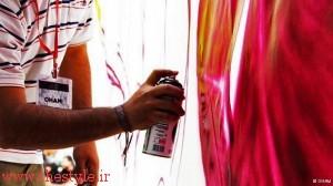 ابزار کار گرافیتی