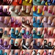 طرحهای زیبا برای ناخنهای دست و پا