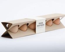 بسته بندی مقوایی تخم مرغ
