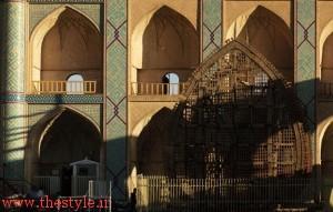 قدیمی ترین نخل چوبی ایران
